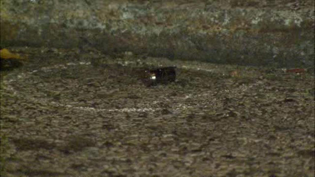 14-year-old girl inside Logan home struck by stray bullet