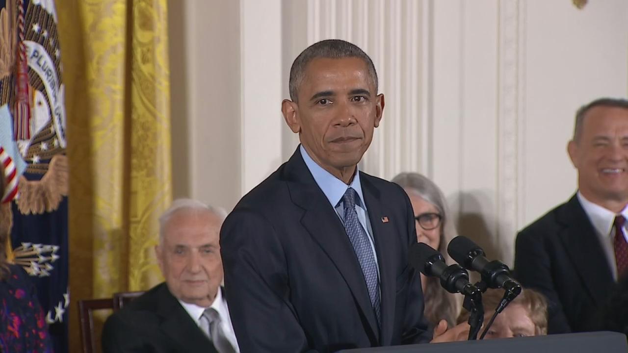 VIDEO: Obama says Jordan is more than a meme