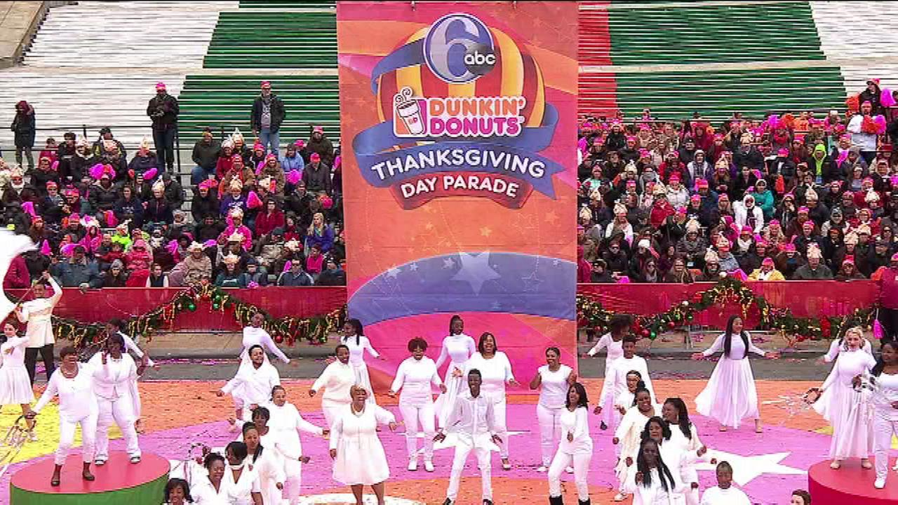 Take a look at our 97th 6abc/Dunkin Donuts Thanksgiving Day Parade!