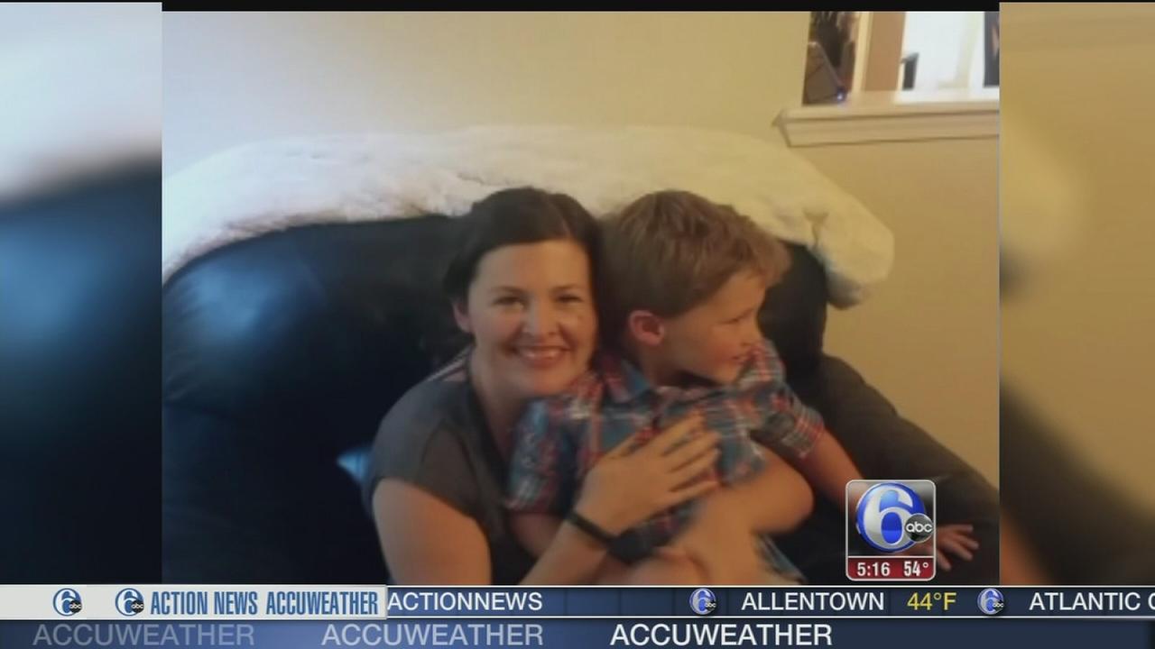 VIDEO: HK - Tday mom