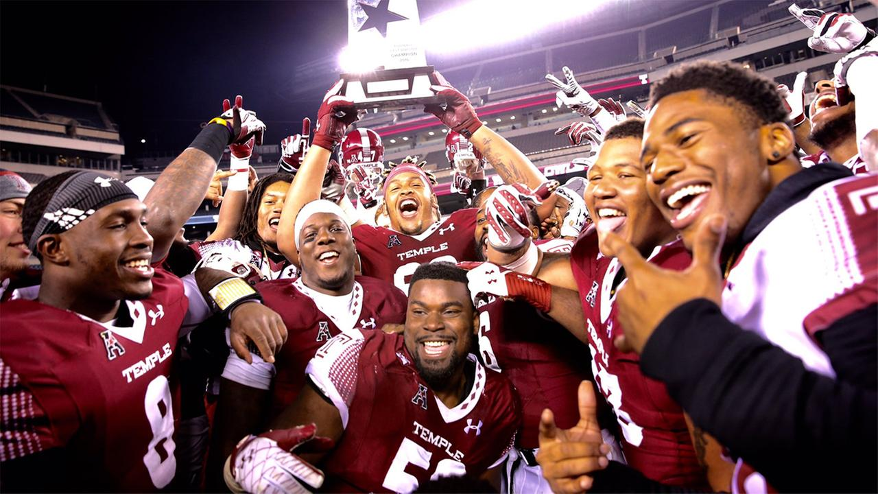 Temple beats East Carolina 37-10 to clinch 2nd straight East Division title