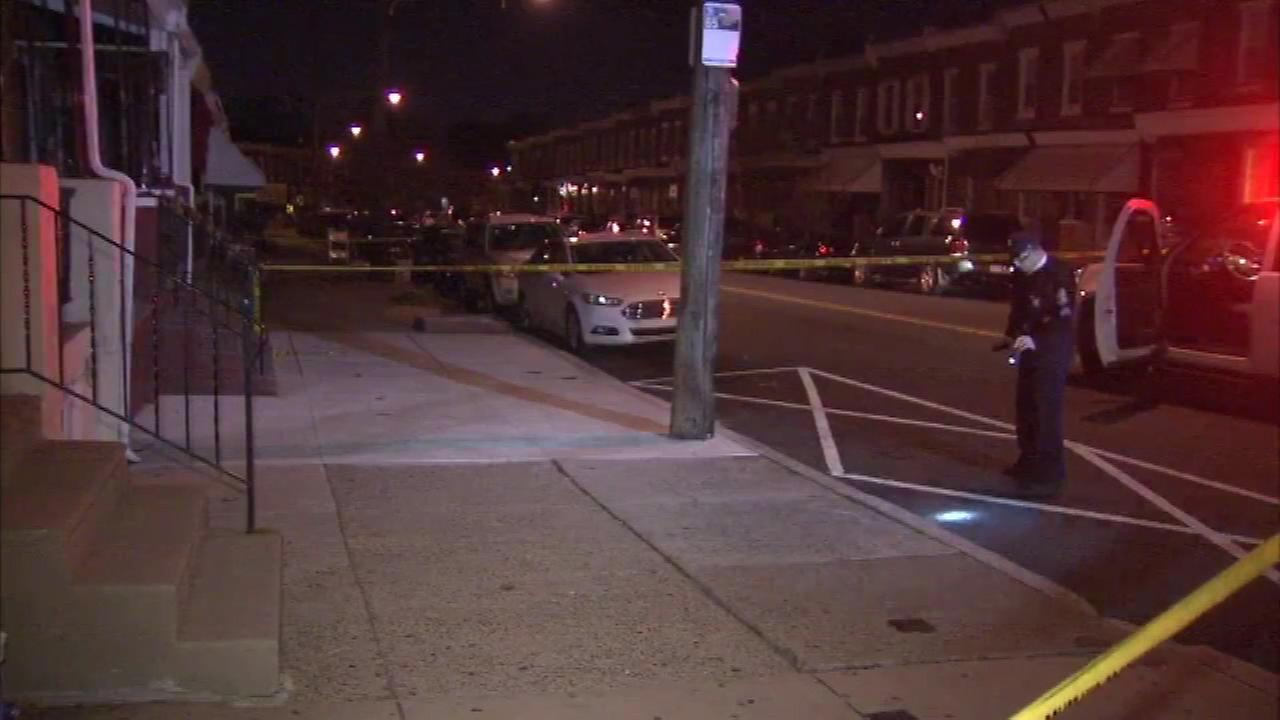 November 28, 2016: Police are investigating a shooting in West Philadelphia that has left one person hospitalized. It happened in the 6600 block of Malvern Avenue.