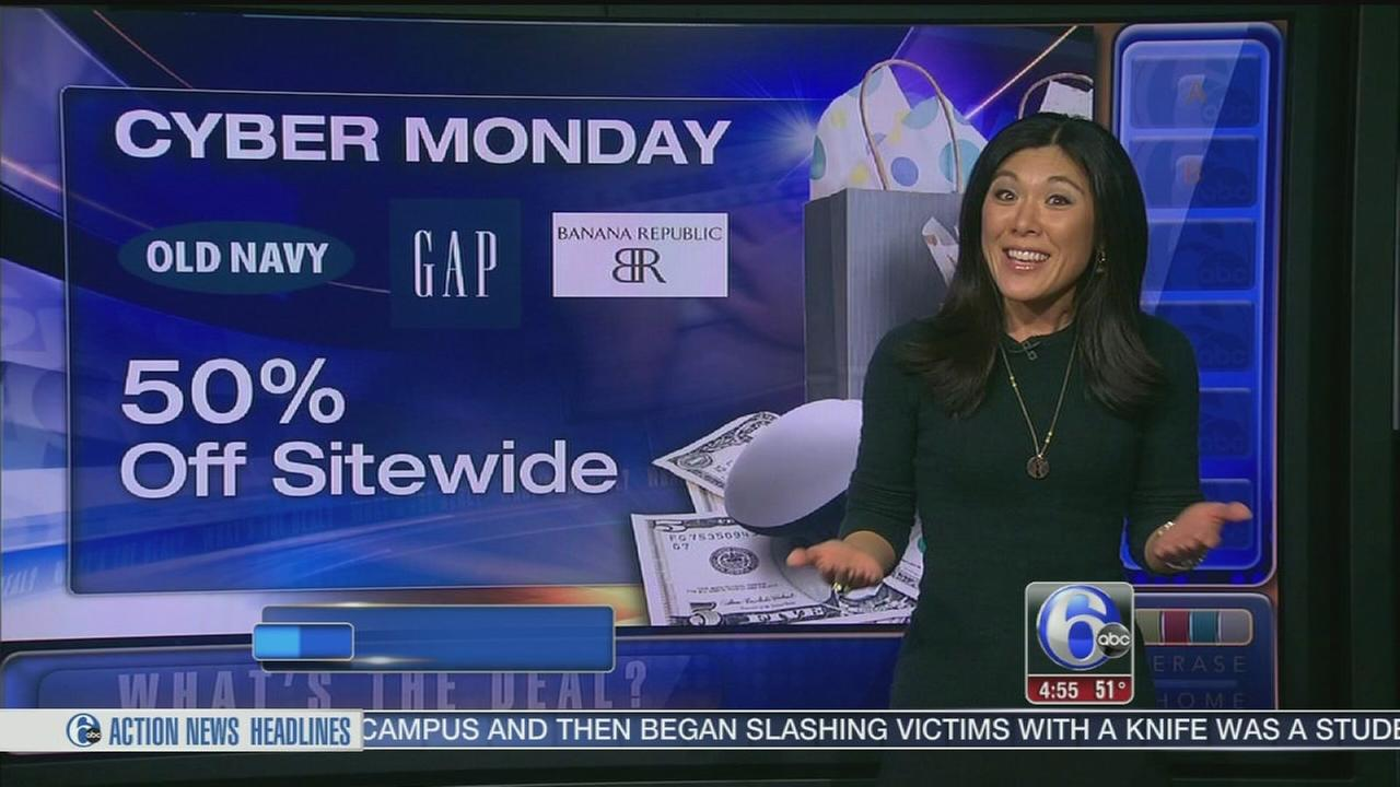 VIDEO: Cyber Monday deals