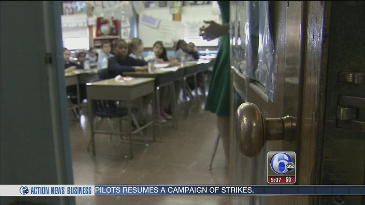 VIDEO: Philly school contract
