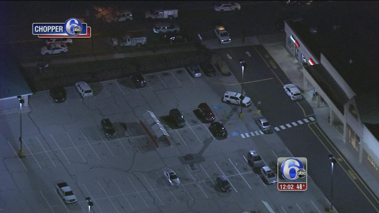VIDEO: Northeast Philadelphia barricade