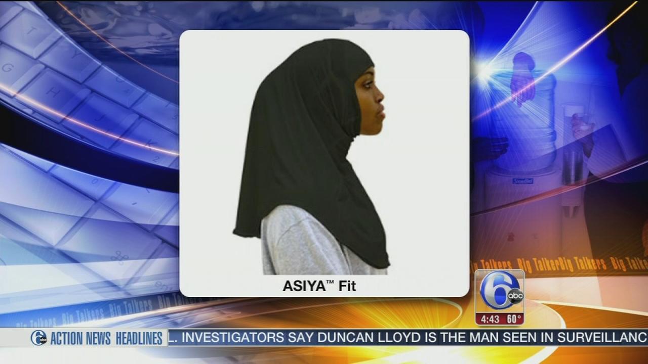 VIDEO: Company creates sports hijabs for Muslim women