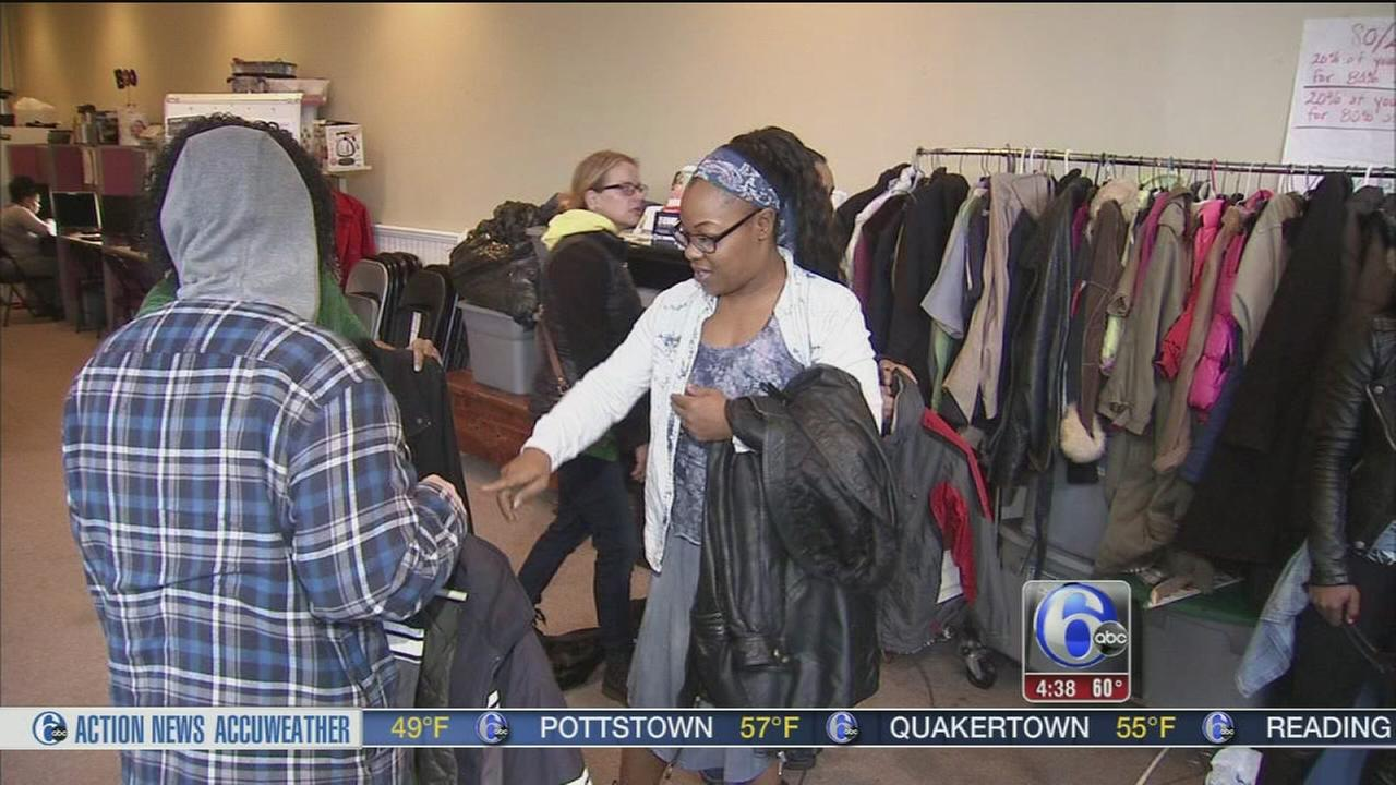 Butterfly Programs annual coat drive