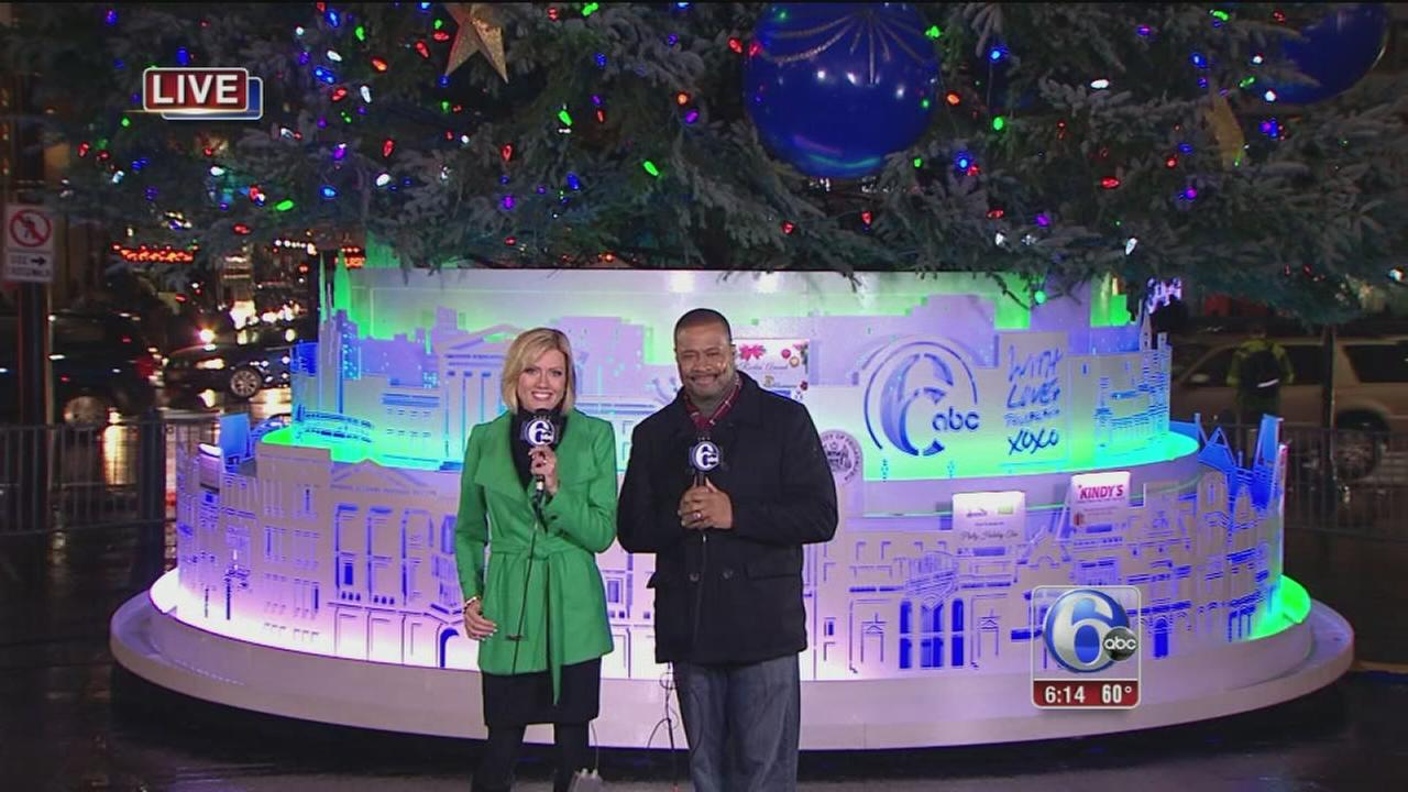 VIDEO: Philly Holiday Festival