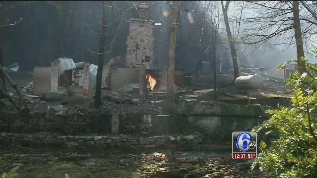 VIDEO: Recovery begins from Tenn. storms