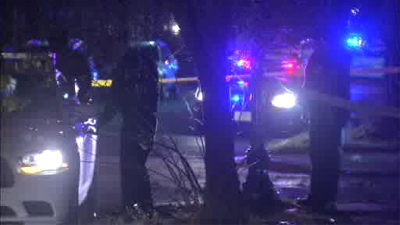 Camden County Police are investigating a shooting that left one person injured.