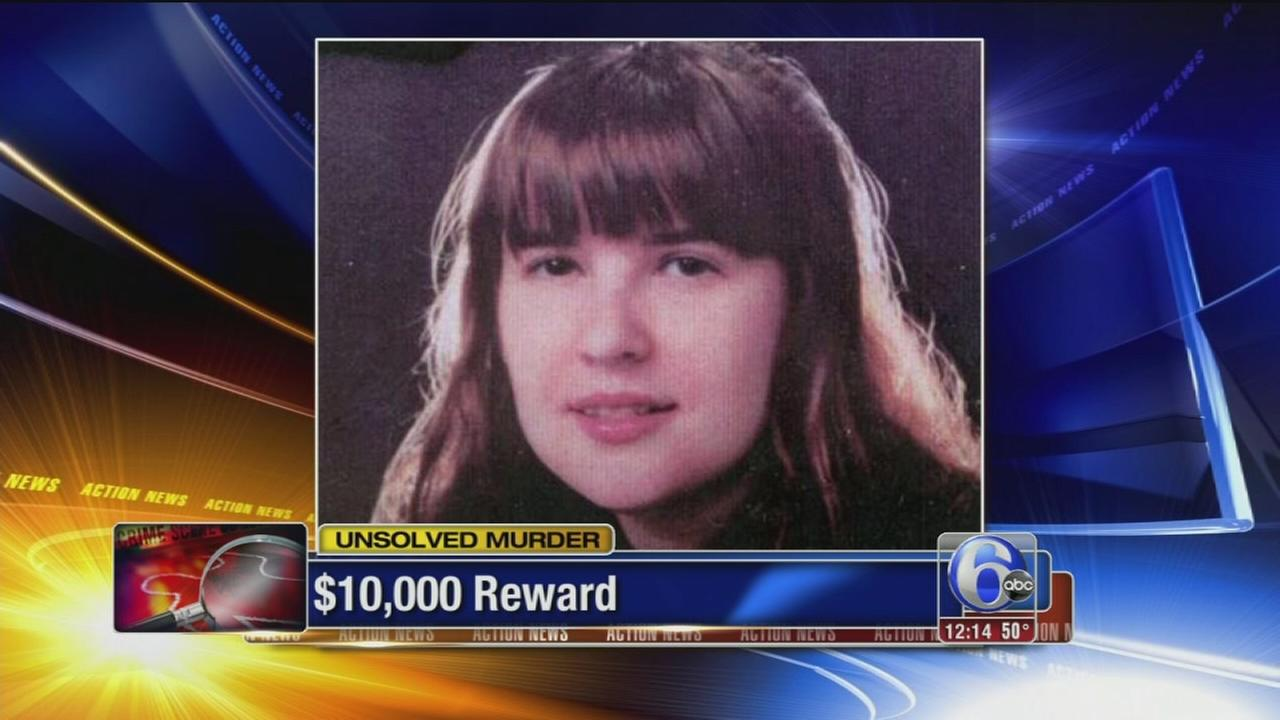 VIDEO: 10,000 reward renewed in unsolved Montco murder