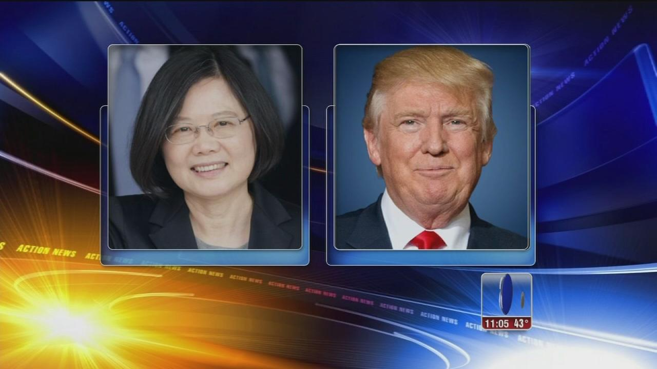VIDEO: Trump Taiwan