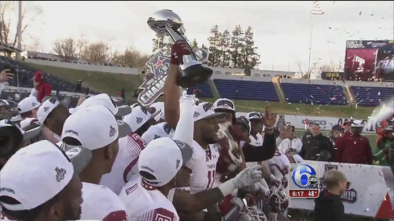 VIDEO: Temple win