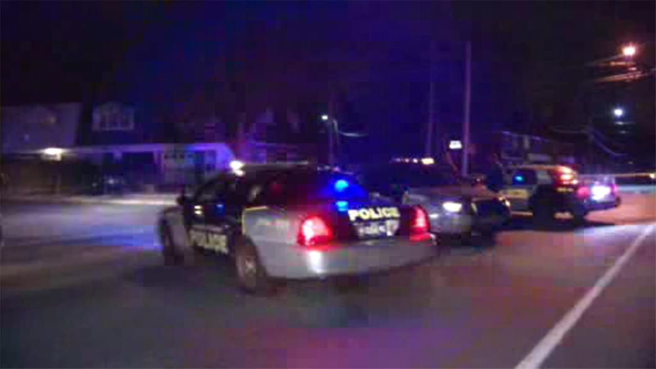 Delaware County officials are investigating after a man was found shot in the head in Chester.