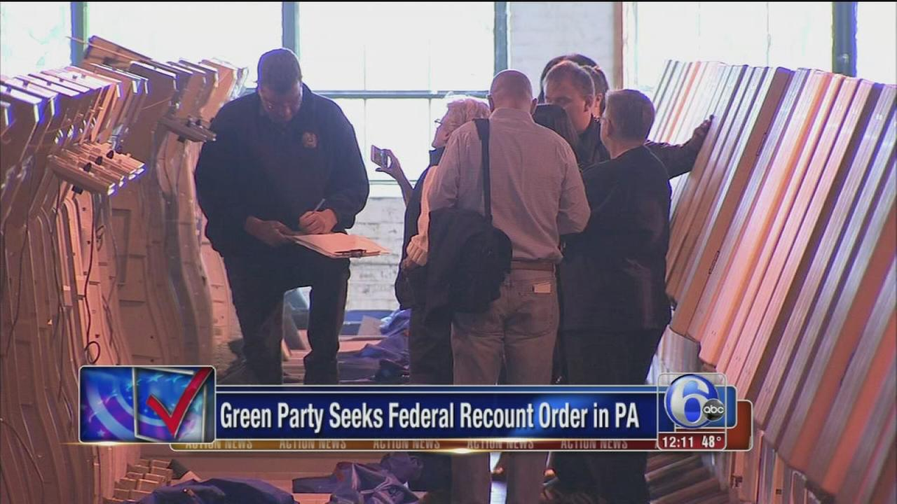 VIDEO: Green Party