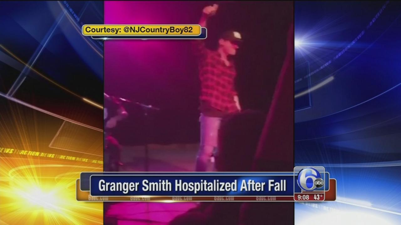 VIDEO: Granger Smith hospitalized