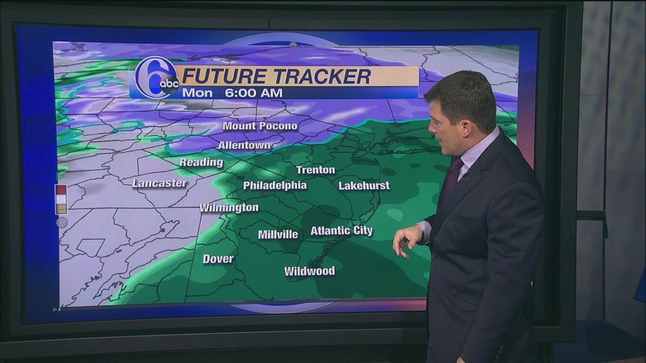 VIDEO: Chris Sowers with AccuWeather
