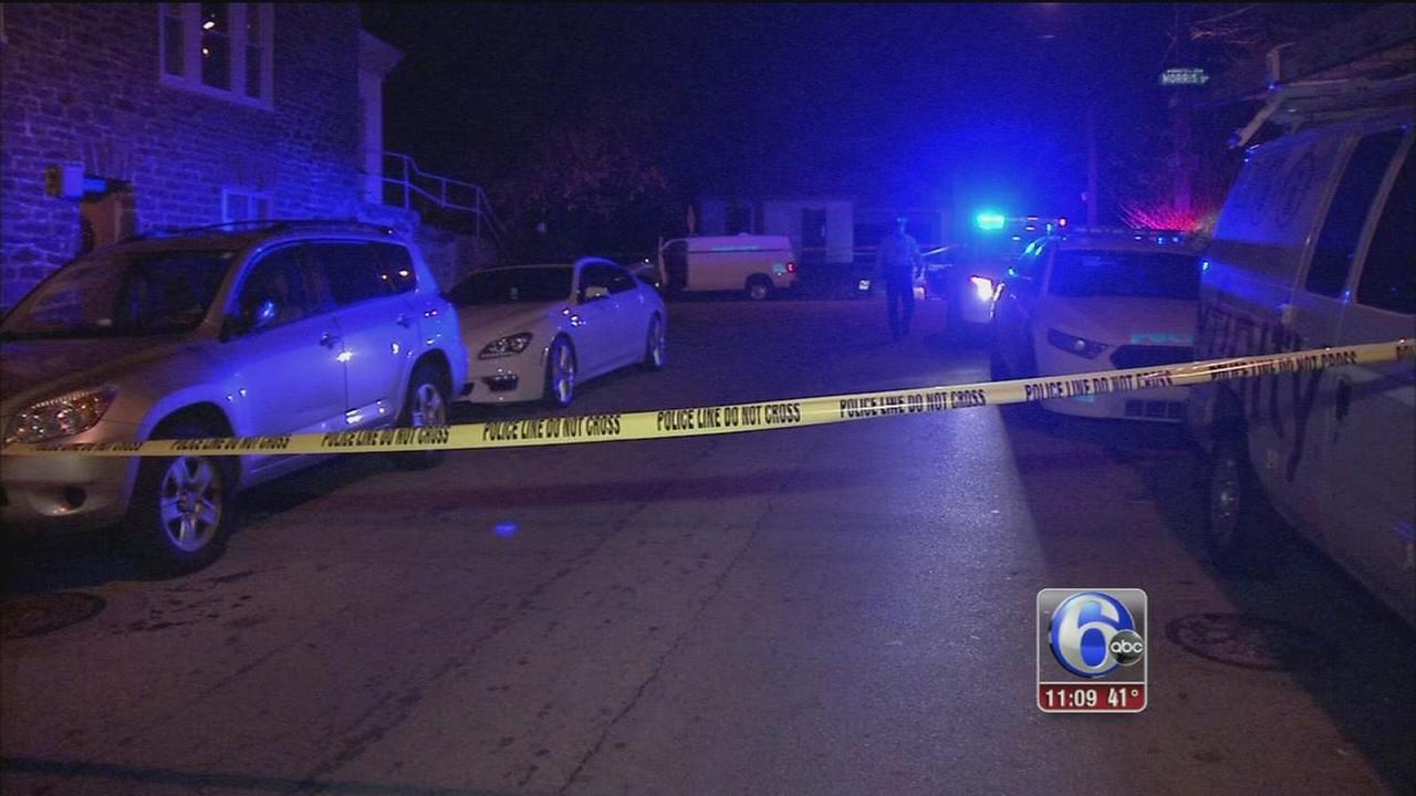 VIDEO: Germantown shooting