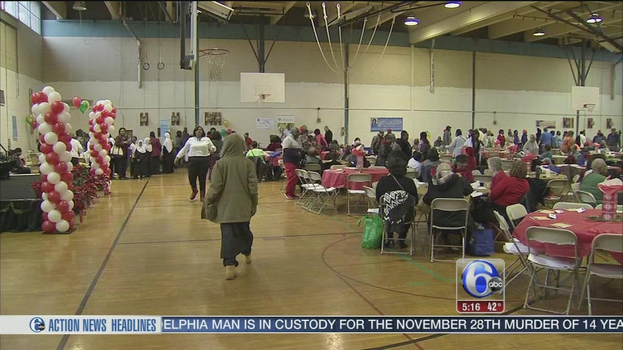 Senior holiday health and fitness expo