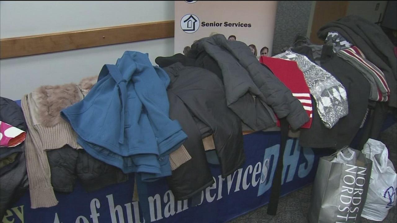 DHS coat giveaway