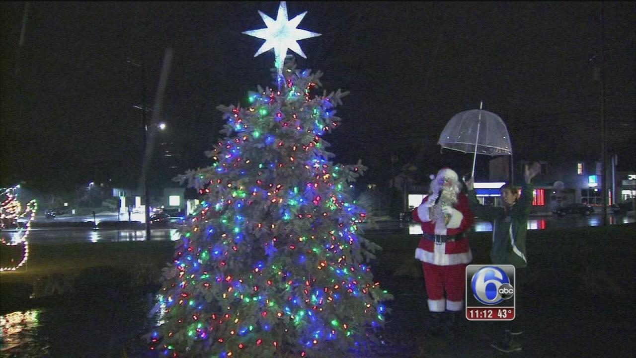 Ridley Twp. lights up the holidays