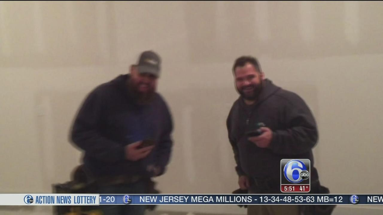 VIDEO: Singing Indiana contractors hope for big new hit