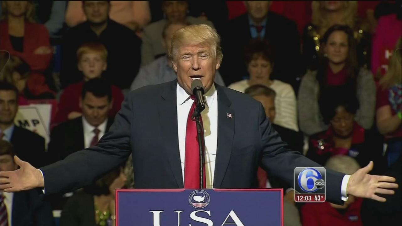 VIDEO: Trump Transition