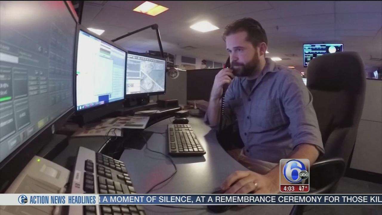 VIDEO: Camden County unveils ?Smart 911? system