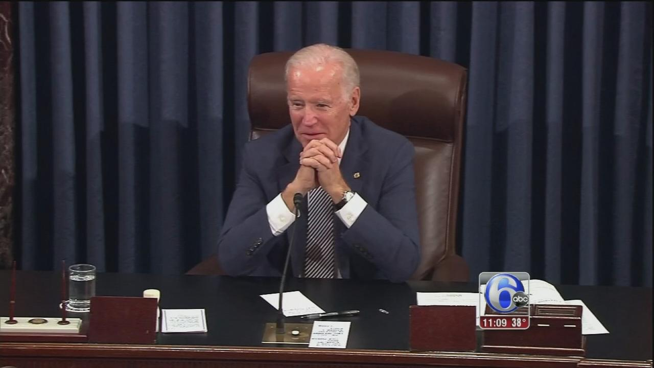 VIDEO: Biden tribute