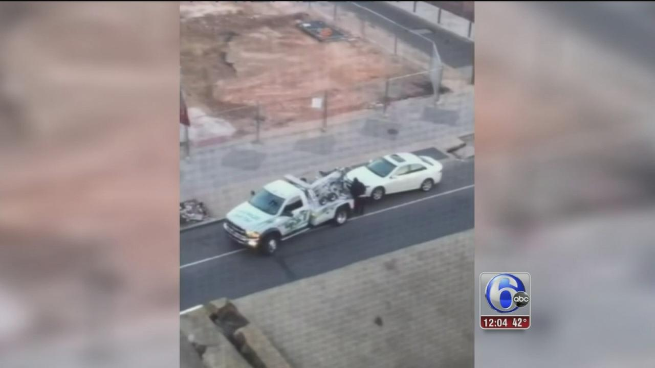 VIDEO: Council considers bill to clear up Philly towing rules