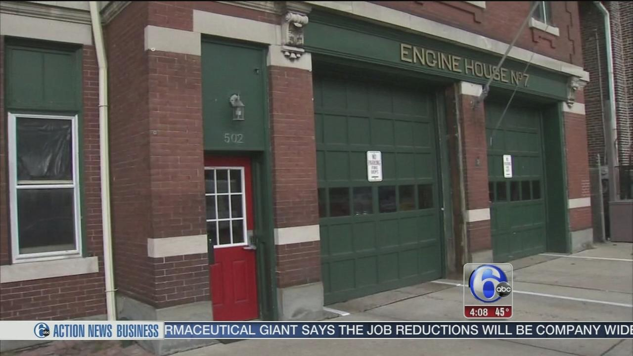 VIDEO: Trenton firefighter robbed while on duty