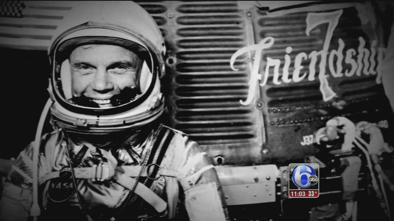 VIDEO: John Glenn dies at 95