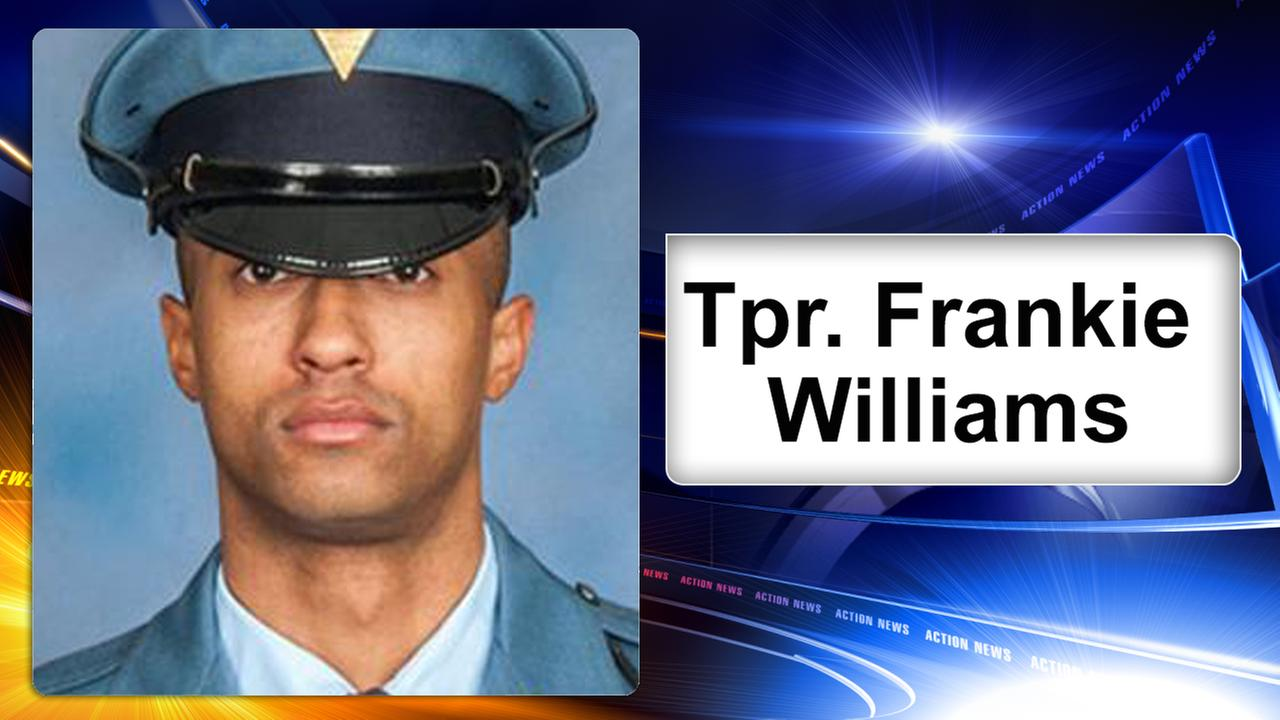 VIDEO: Vigil held for NJ State trooper killed in crash