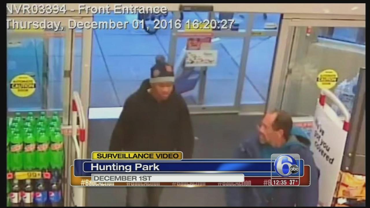 VIDEO: Rite Aid robbed at knife point in Hunting Park
