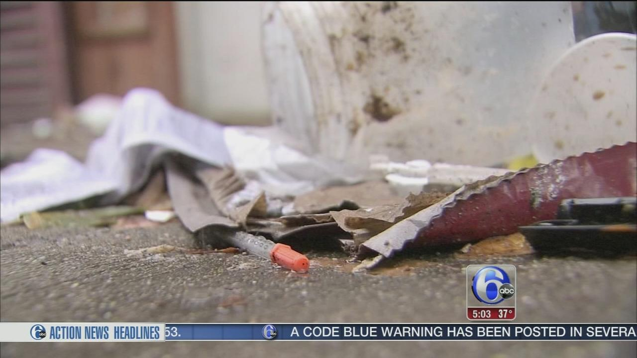 VIDEO: Nearly 3 dozen Philly deaths possibly caused by heroin