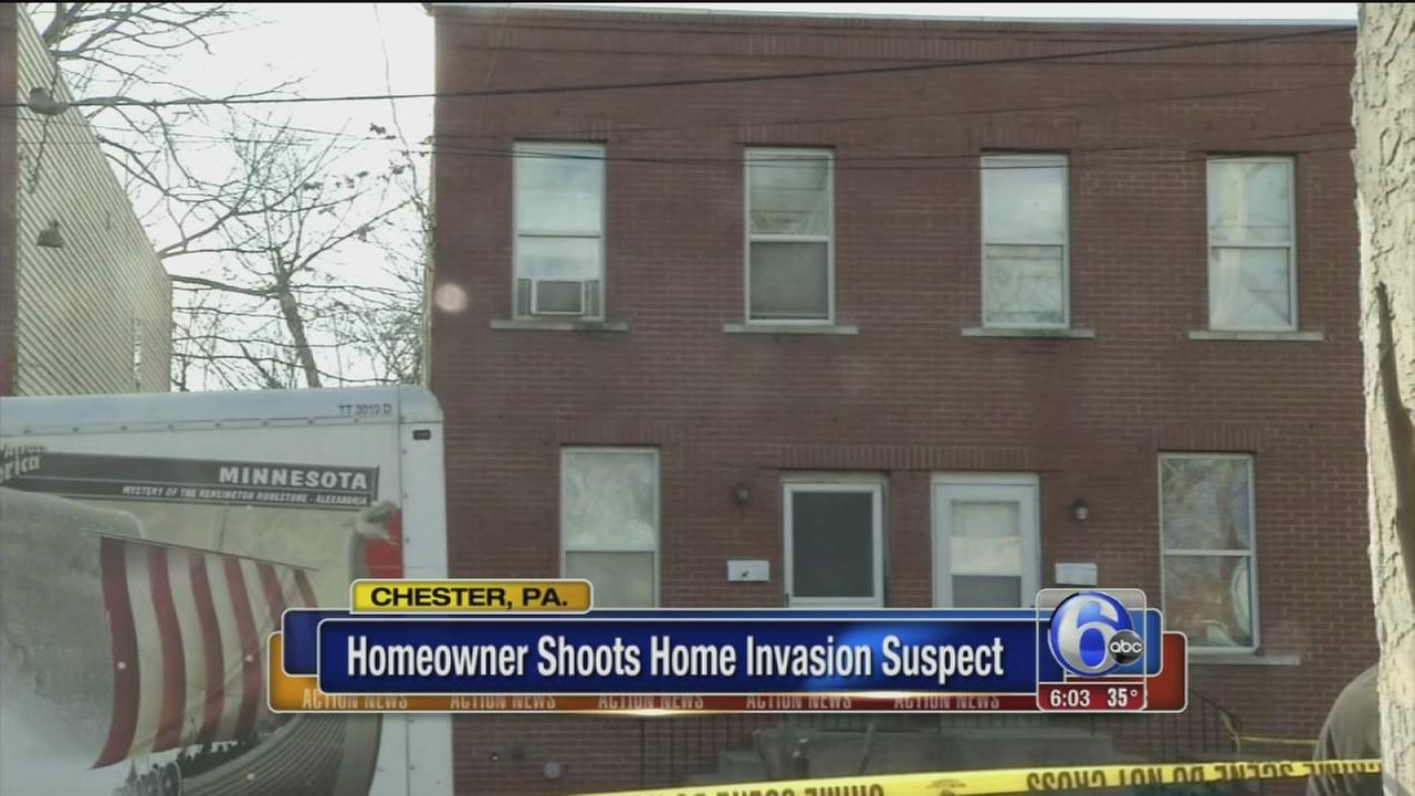VIDEO: 1 killed in Delco home invasion