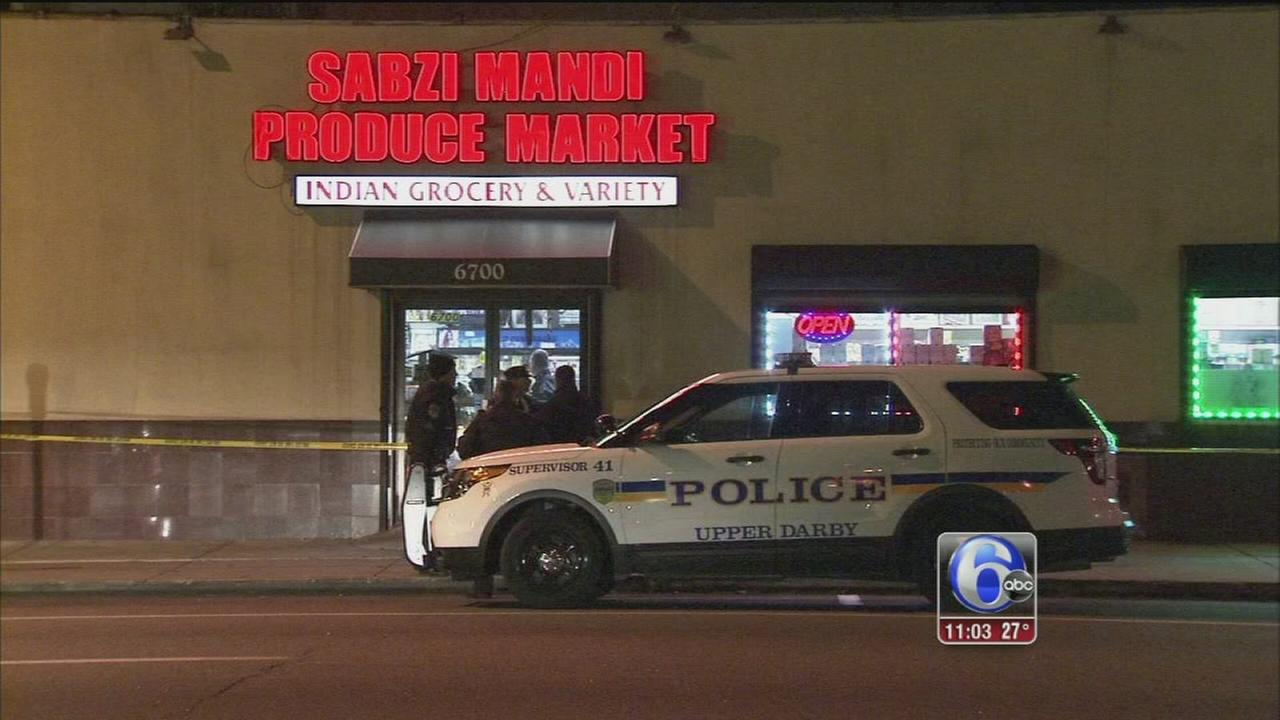 VIDEO: Market double shooting