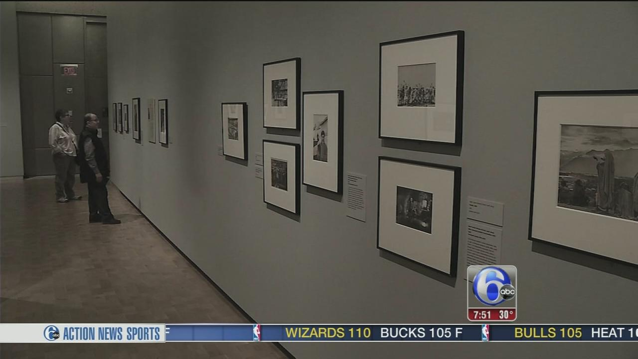 VIDEO: 6abc Loves the Arts - Barnes Live and Life