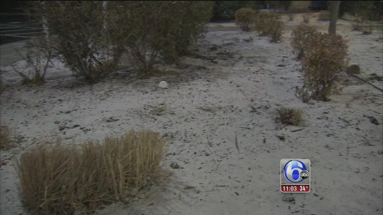 VIDEO: Winter Weather Advisory
