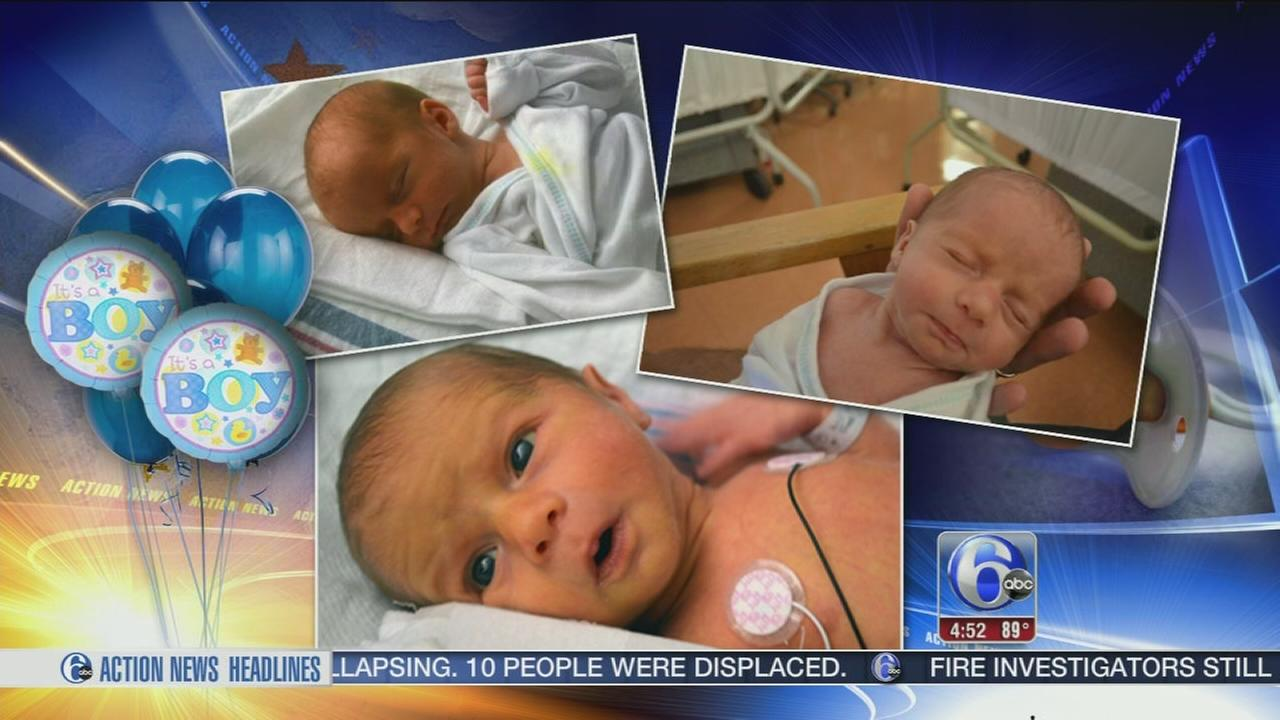 VIDEO: Brian Taff returns after birth of twin boys