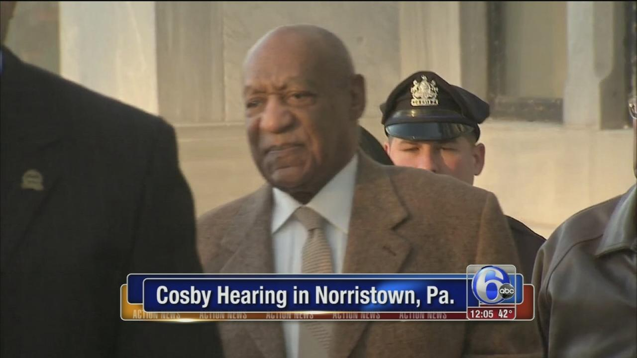 Prosecutor: Cosby has shown a lifetime of sexual assault