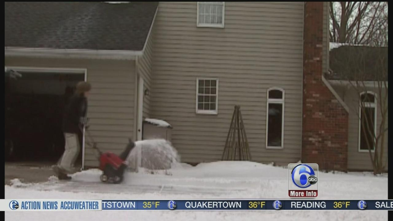 VIDEO: Cold wx home preps