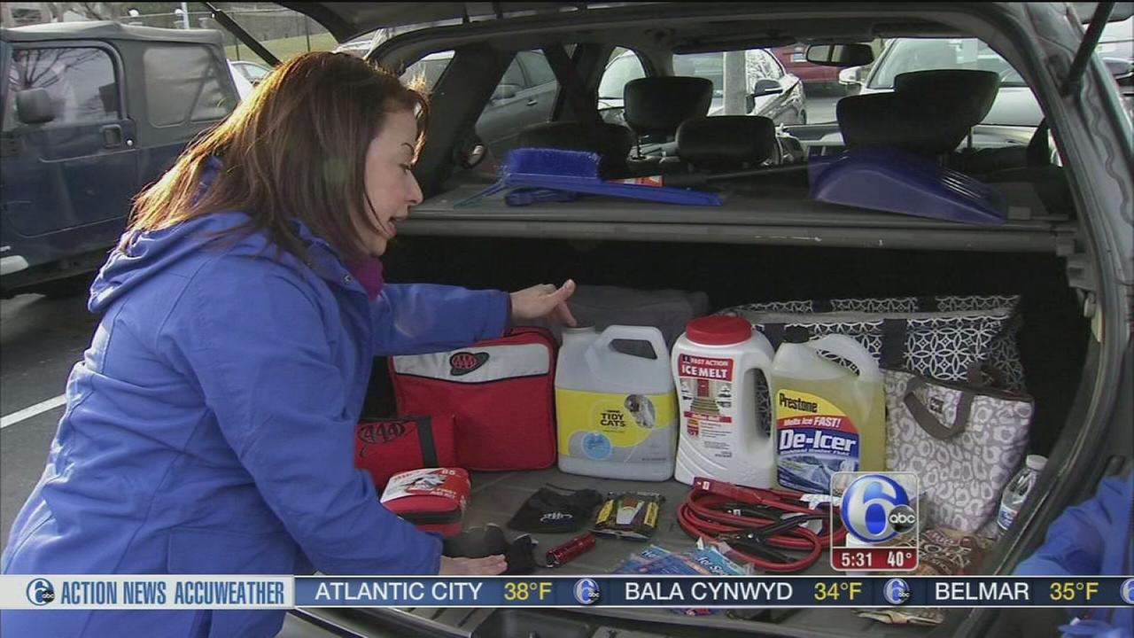 Preparing your car for cold temps