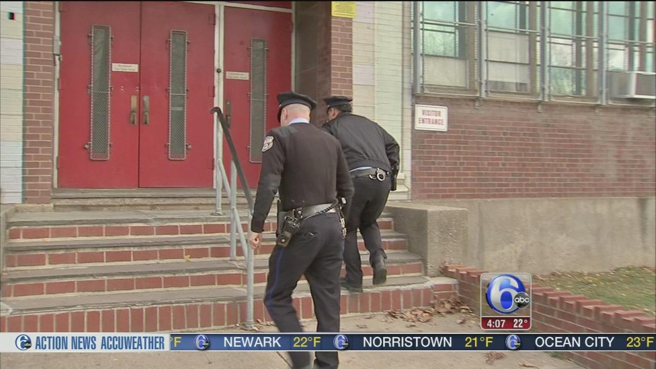 Phila. student in custody after gun found in backpack