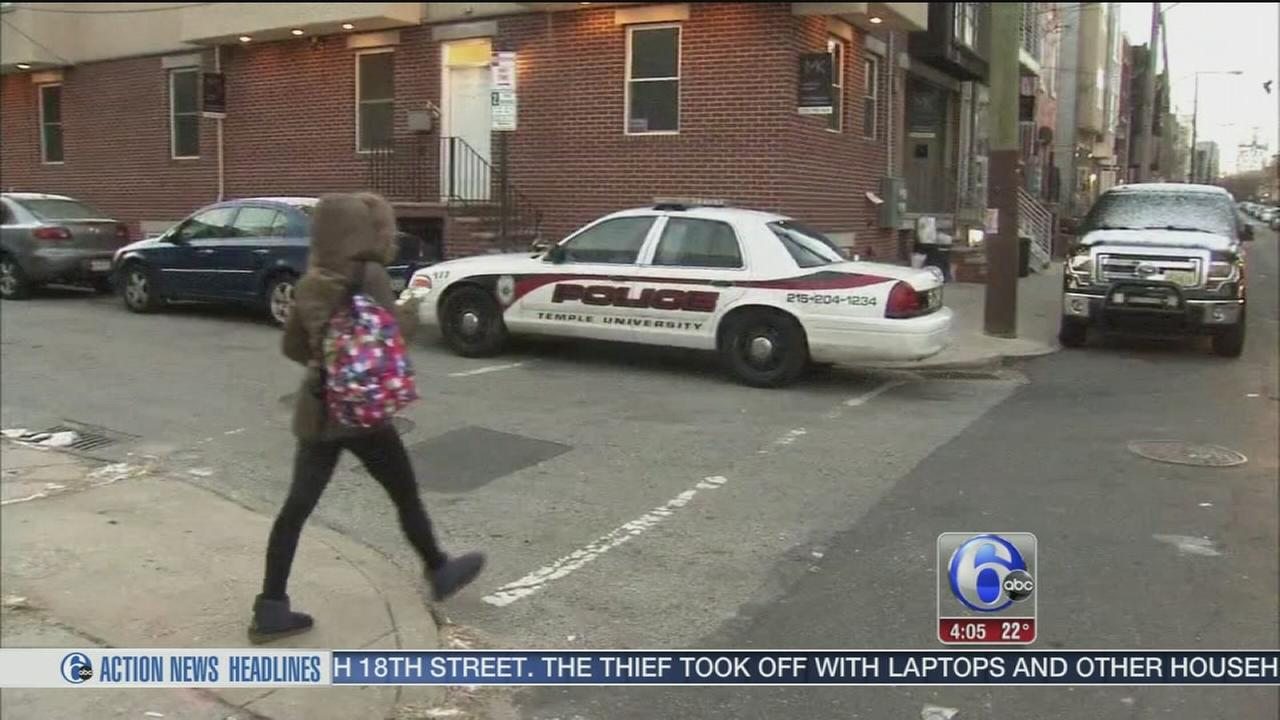 4 Temple students robbed in off-campus apartment