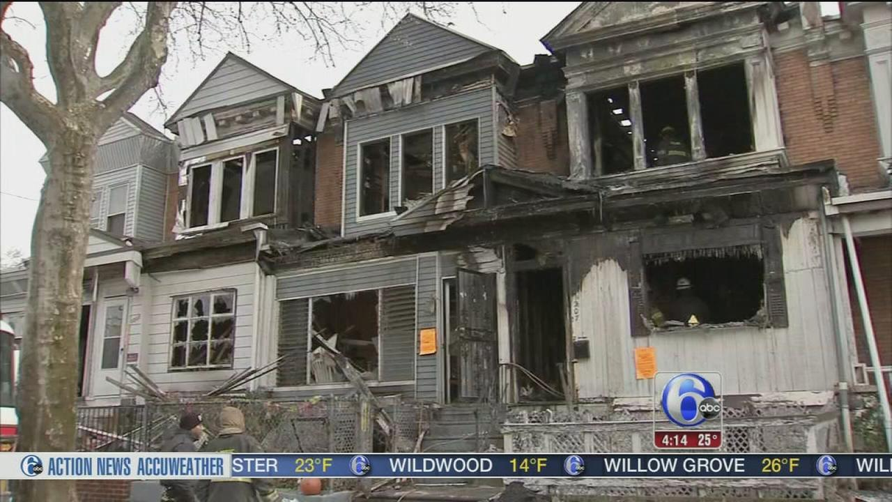 Boy, 10, dies in Cobbs Creek fire