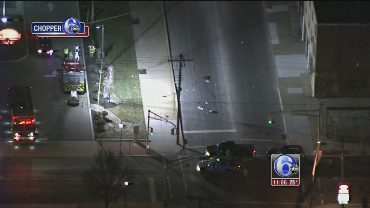 2 pedestrians struck by car in Millville