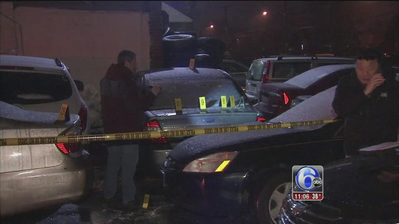 Police: Auto repair shop owner shoots