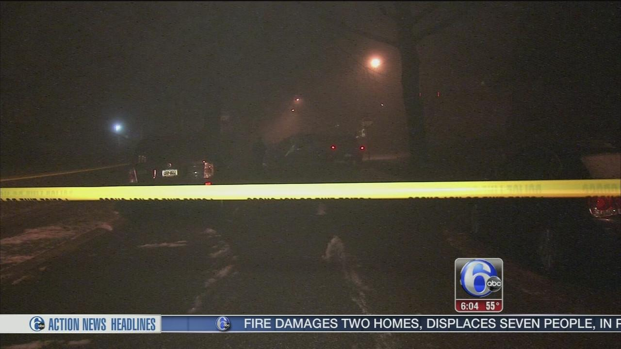 Pizza delivery driver shoots would-be robber in NE Philly