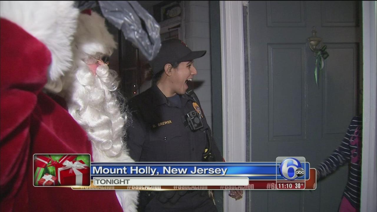 Operation St. Nick in Mount Holly
